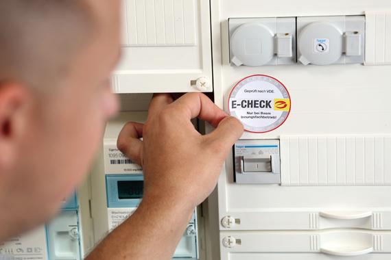 e-check pruefplakette