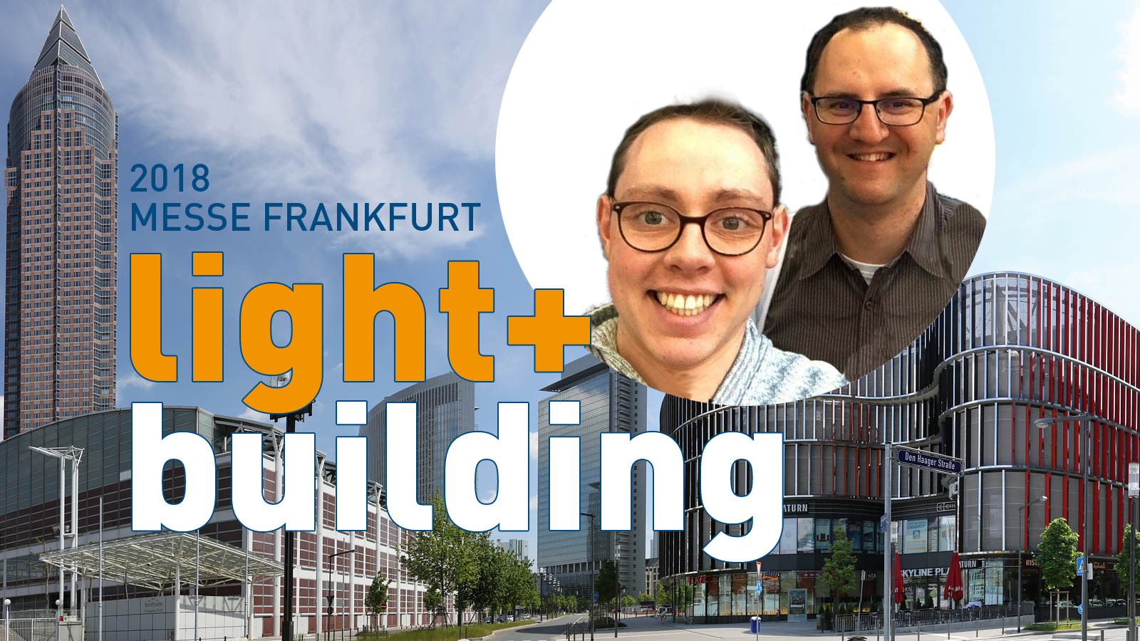 light+building 2018 Frankfurt