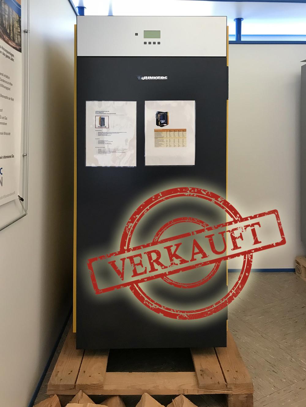 Festbrennstoffkessel-Junkers-Supraclass-SW verkauft