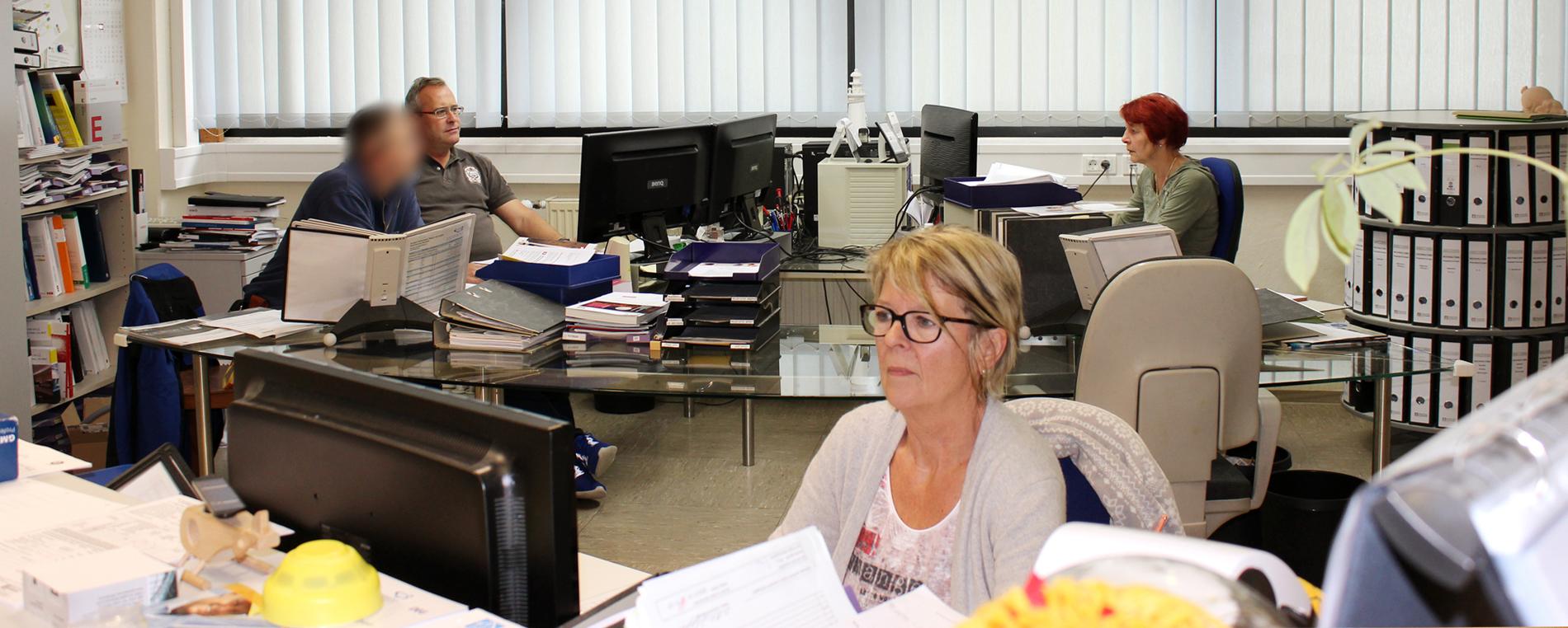 Ökolectric Ehmann Verwaltung Team Büro