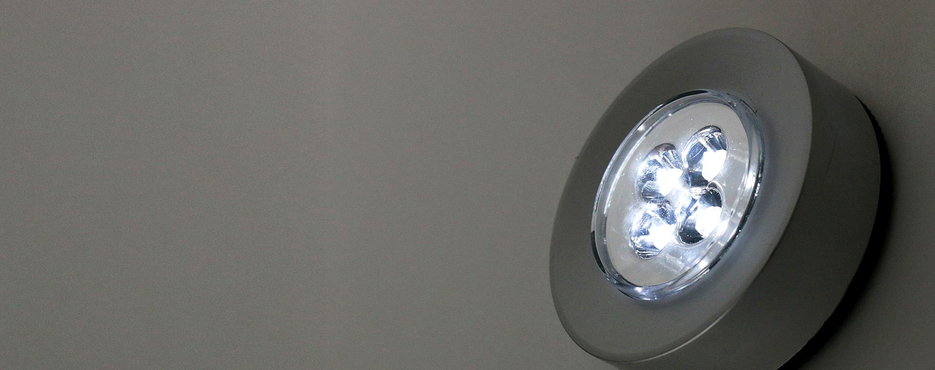 LED Beleuchtung EHMANN Rehau